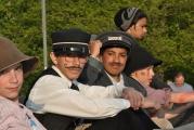 <h5>Larry&Müx</h5><p>Polizist Larry mit Landstreicher Müx.</p>