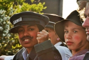 <h5>Müx&Franz mögen sich</h5><p>Polizist Franz und Landstreicher Müx friedlich vereint. </p>