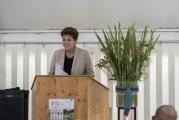 <h5>Gruss der Regierung</h5><p>Regierungsrätin und Bildungsdirektorin Dr. Silvia Steiner bedankte sich für die Arbeit des Teams der Zürcherischen Pestalozzistiftung und sicherte der Institution die Unterstützung der Regierung zu. </p>