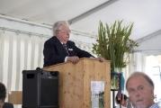 <h5>Sein Dank gilt dem Kanton</h5><p>Stiftungsratspräsident Dr. Robert Karrer lobte in seiner Rede das «Public Privat Partnership» mit dem Kanton Zürich. </p>