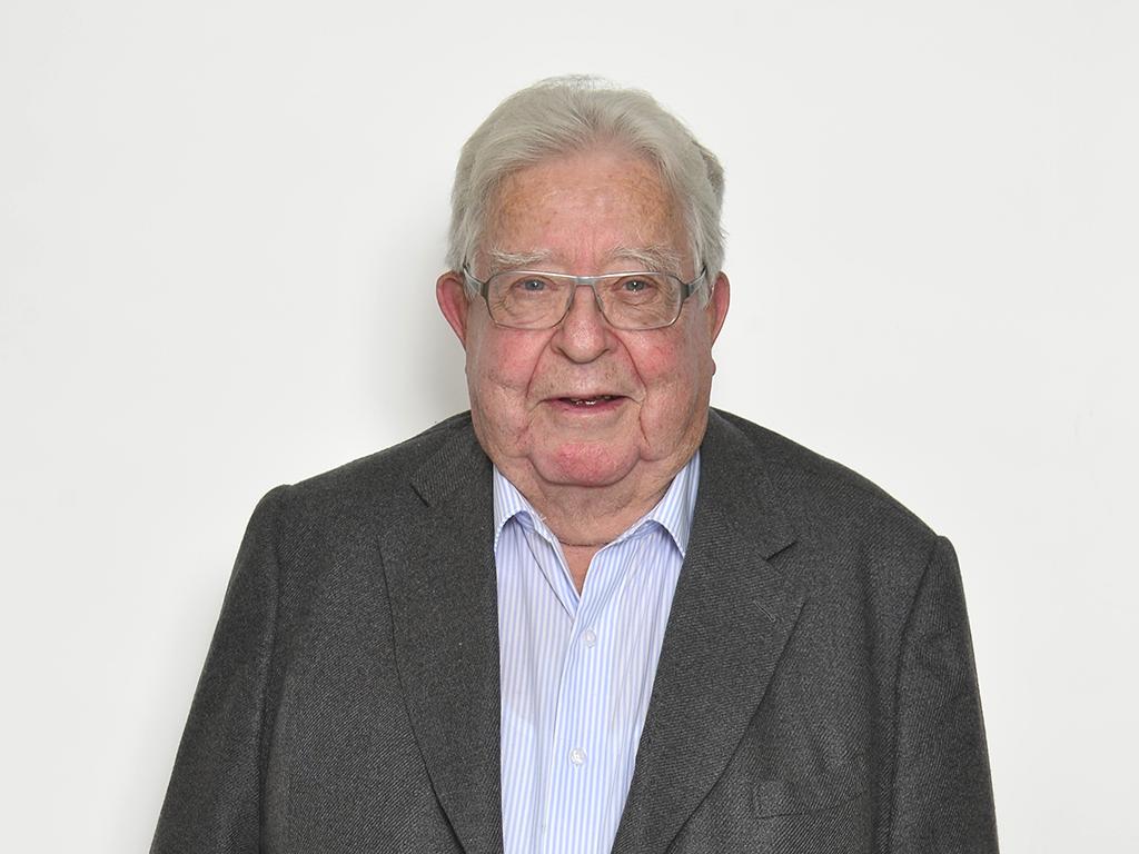 Dr. iur. Rober Karrer, Stiftungsratspräsident der Zürcherischen Pestalozzistiftung