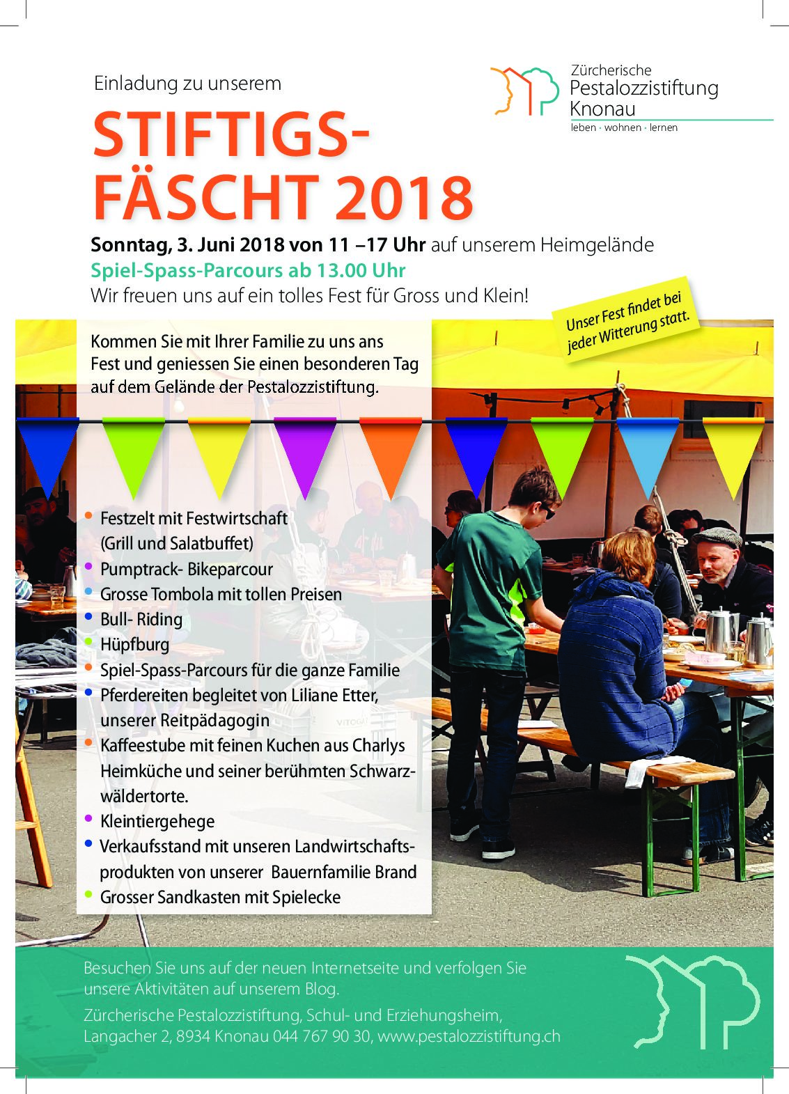 Stiftigs-Fäscht 2018