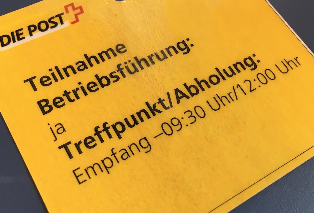Zukunftstag im BZ Zürich-Mülligen